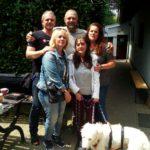 Die Notpfoten und die Harten Hunde mit VOX im TH Dornbusch, Lüdenscheid
