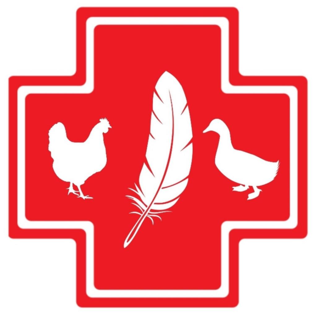 Notpfote Federheim Logo